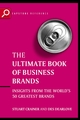 Ultimate Book of Business Brands: Insights from the World's 50 Greatest Brands, 2nd Edition (1841124397) cover image