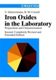 Iron Oxides in the Laboratory, 2nd, Completely Revised and Enlarged Edition (3527296697) cover image