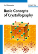 Basic Concepts of Crystallography (3527330097) cover image
