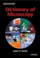 Dictionary of Microscopy (0470011998) cover image