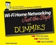Wi-Fi Home Networking Just the Steps For Dummies (0470044098) cover image