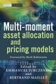 Multi-moment Asset Allocation and Pricing Models (0470057998) cover image