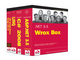 .NET 3.5 Wrox Box: Professional ASP.NET 3.5, Professional C# 2008, Professional LINQ, .NET Domain-Driven Design with C# (0470387998) cover image