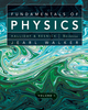 Fundamentals of Physics, Volume 1, Chapters 1-20, 9th Edition (0470547898) cover image