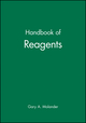 Handbook of Reagents, 4 Volume Set (0470666498) cover image