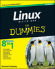 Linux All-in-One For Dummies, 4th Edition (0470770198) cover image