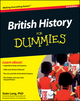 British History For Dummies, 3rd Edition (0470978198) cover image