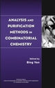 Analysis and Purification Methods in Combinatorial Chemistry (0471269298) cover image