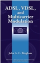 ADSL, VDSL, and Multicarrier Modulation (0471290998) cover image