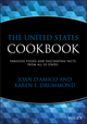 The United States Cookbook: Fabulous Foods and Fascinating Facts From All 50 States (0471358398) cover image