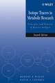 Isotope Tracers in Metabolic Research: Principles and Practice of Kinetic Analysis, 2nd Edition (0471462098) cover image