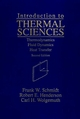 Introduction to Thermal Sciences: Thermodynamics Fluid Dynamics Heat Transfer, 2nd Edition (0471549398) cover image