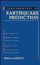 Fundamentals of Earthquake Prediction (0471574198) cover image