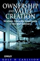 Ownership and Value Creation: Strategic Corporate Governance in the New Economy (0471632198) cover image