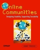 Online Communities: Designing Usability and Supporting Sociability (0471805998) cover image