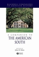 A Companion to the American South (0631213198) cover image