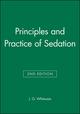Principles and Practice of Sedation, 2nd Edition (0632052198) cover image