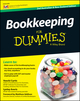 Bookkeeping For Dummies, 2nd Australian and New Zealand Edition (0730310698) cover image