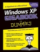 Windows XP Gigabook For Dummies (0764576798) cover image