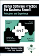 Better Software Practice for Business Benefit: Principles and Experience (0769500498) cover image