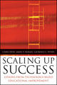 Scaling Up Success: Lessons from Technology-Based Educational Improvement  (0787976598) cover image
