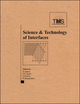 Science and Technology of Interfaces, International Symposium in Honor of Dr. Bhakta Rath (1118000498) cover image