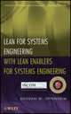Lean for Systems Engineering with Lean Enablers for Systems Engineering (1118008898) cover image