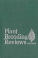 Plant Breeding Reviews, Volume 4 (1118061098) cover image