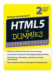HTML5 For Dummies eLearning Course (30 Day) (1118459598) cover image