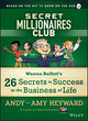 Secret Millionaires Club: Warren Buffett's 26 Secrets to Success in the Business of Life (1118494598) cover image