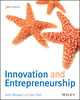 Innovation and Entrepreneurship, 3rd Edition (1118993098) cover image