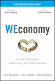 WEconomy: You Can Find Meaning, Make A Living, and Change the World (1119447798) cover image