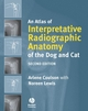 An Atlas of Interpretative Radiographic Anatomy of the Dog and Cat, 2nd Edition (1405138998) cover image