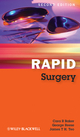 Rapid Surgery, 2nd Edition (1405193298) cover image