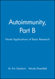 Autoimmunity, Part B: Novel Applications of Basic Research (1573317098) cover image