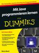Mit Java programmieren lernen für Dummies (3527691898) cover image