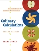 Culinary Calculations: Simplified Math for Culinary Professionals, 2nd Edition (EHEP000698) cover image