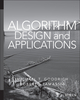 Algorithm Design and Applications (EHEP003198) cover image