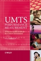 UMTS Performance Measurement: A Practical Guide to KPIs for the UTRAN Environment (0470032499) cover image