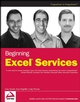 Beginning Excel Services (0470104899) cover image