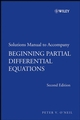 Solutions Manual to Accompany Beginning Partial Differential Equations, 2nd Edition (0470133899) cover image