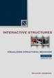 Interactive Structures: Visualizing Structural Behavior 2.0 DVD (0470262699) cover image