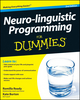 Neuro-linguistic Programming For Dummies, 2nd Edition (0470666099) cover image