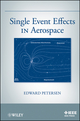 Single Event Effects in Aerospace (0470767499) cover image
