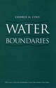 Water Boundaries (0471179299) cover image