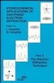 Stereochemical Applications of Gas-Phase Electron Diffraction, Part A (0471186899) cover image