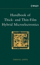 Handbook of Thick- and Thin-Film Hybrid Microelectronics (0471272299) cover image