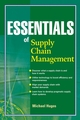 Essentials of Supply Chain Management (0471434299) cover image