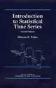 Introduction to Statistical Time Series, 2nd Edition (0471552399) cover image