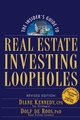 The Insider's Guide to Real Estate Investing Loopholes, Revised Edition (0471711799) cover image